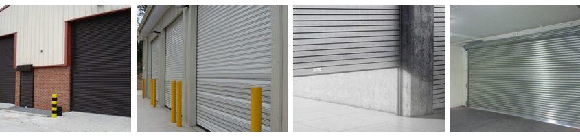 warehouse roller shutters