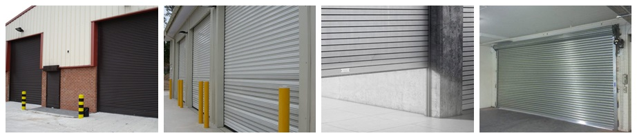 warehouse roller shutters