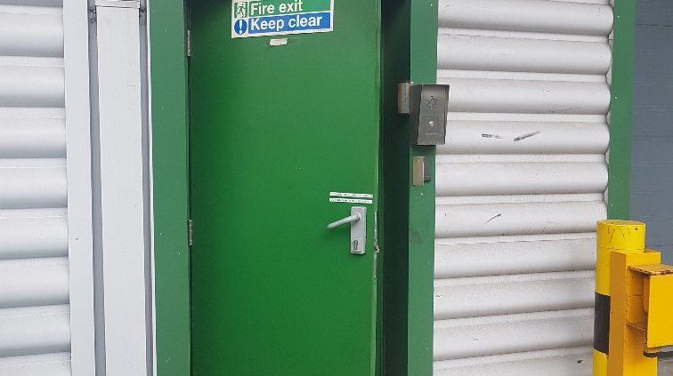 steel doors for warehouse